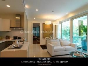Bangkok Residential Agency's 2 Bed Condo For Rent in Chidlom BR6731CD 19