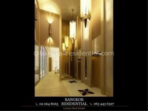Bangkok Residential Agency's 2 Bed Condo For Rent in Chidlom BR6731CD 16