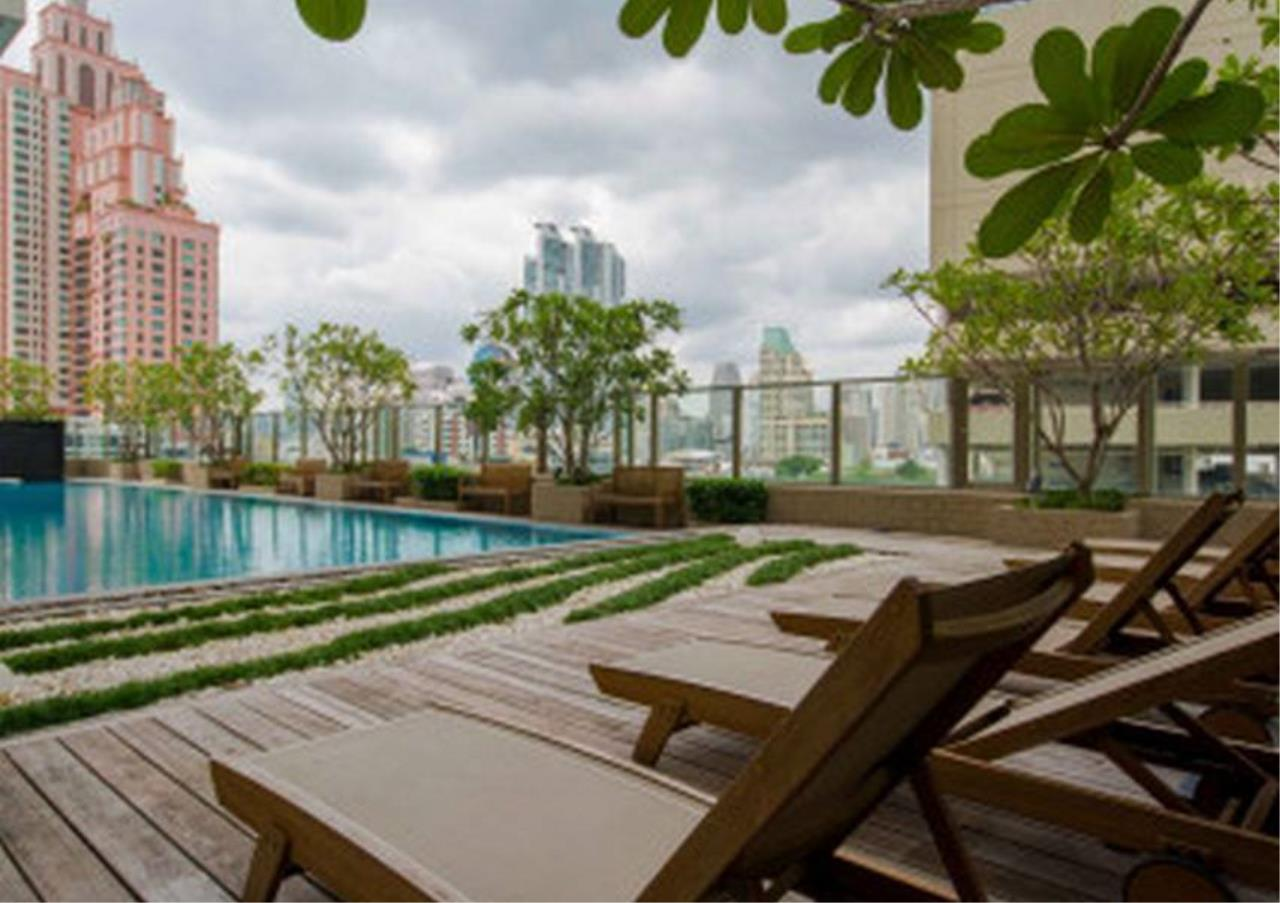 Bangkok Residential Agency's 2 Bed Condo For Rent in Phrom Phong BR6734CD 5