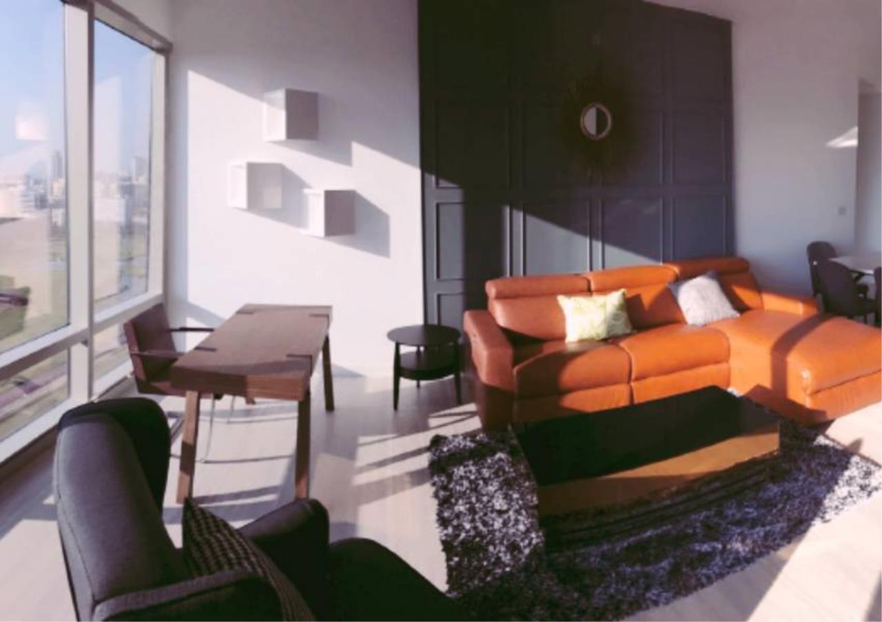 Bangkok Residential Agency's 2 Bed Condo For Rent in Ratchadamri BR6753CD 2