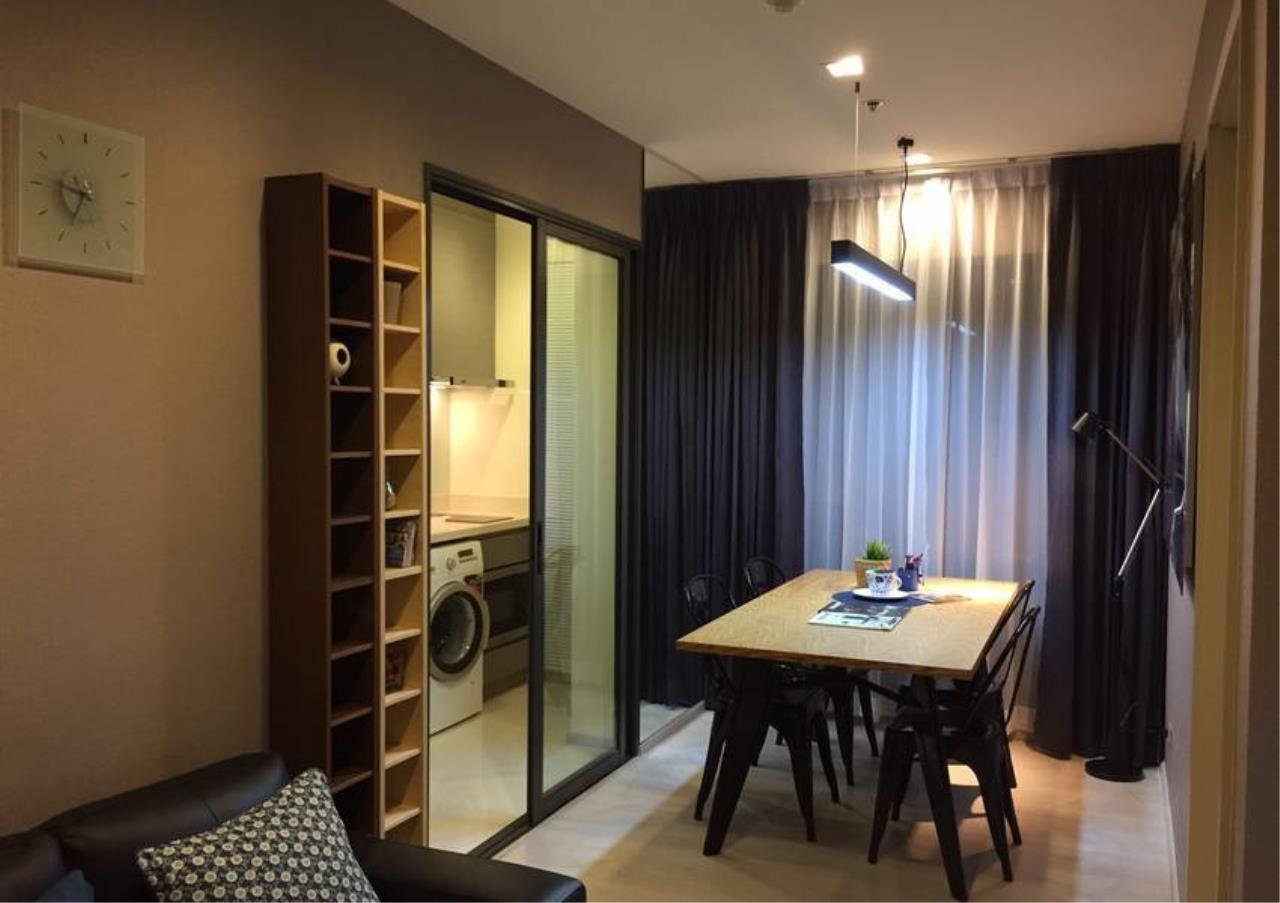 Bangkok Residential Agency's 1 Bed Condo For Rent in Thonglor BR6757CD 1