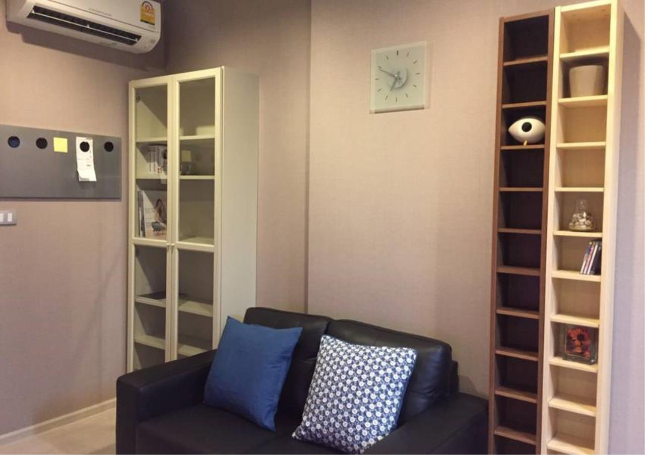 Bangkok Residential Agency's 1 Bed Condo For Rent in Thonglor BR6757CD 2