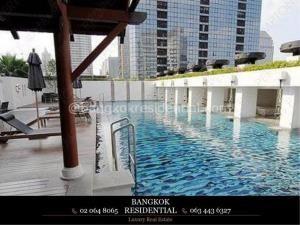Bangkok Residential Agency's 2 Bed Condo For Rent in Phloenchit BR6759CD 12