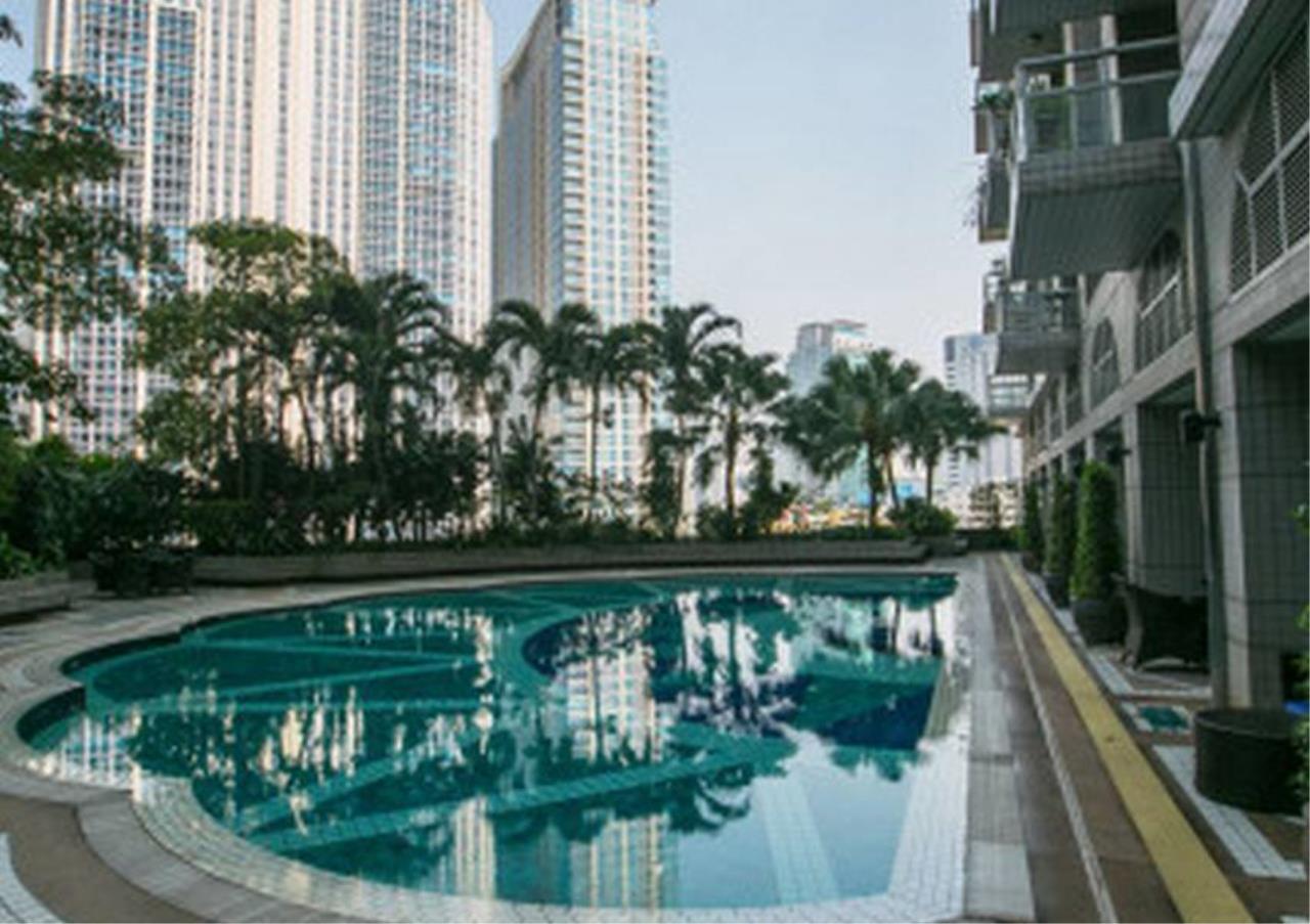 Bangkok Residential Agency's 4 Bed Penthouse For Rent in Phloenchit BR6763CD 20