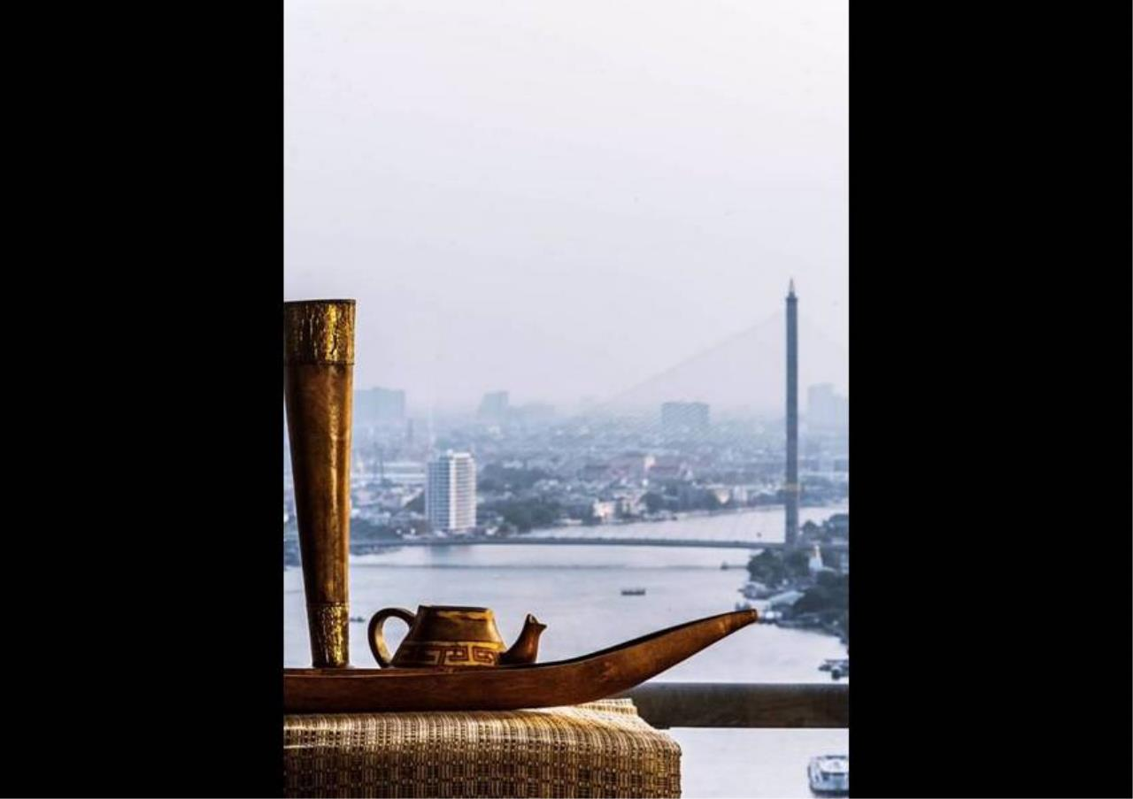 Bangkok Residential Agency's 6 Bed Penthouse For Sale Near Riverside BR6786CD 4