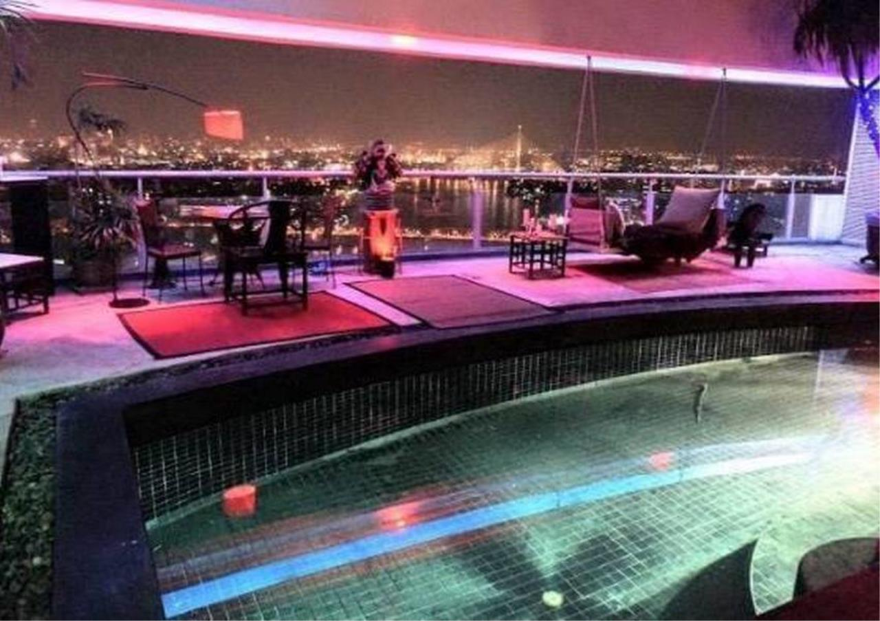 Bangkok Residential Agency's 6 Bed Penthouse For Sale Near Riverside BR6786CD 10