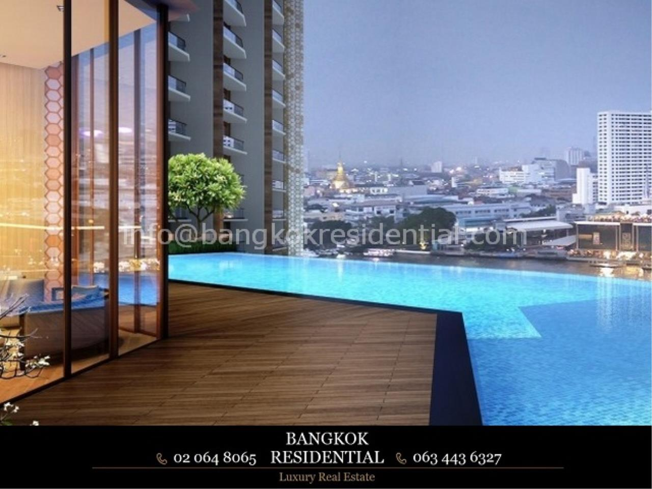 Bangkok Residential Agency's 3BR Magnolia Waterfront Residence For Sale (BR6791CD) 1