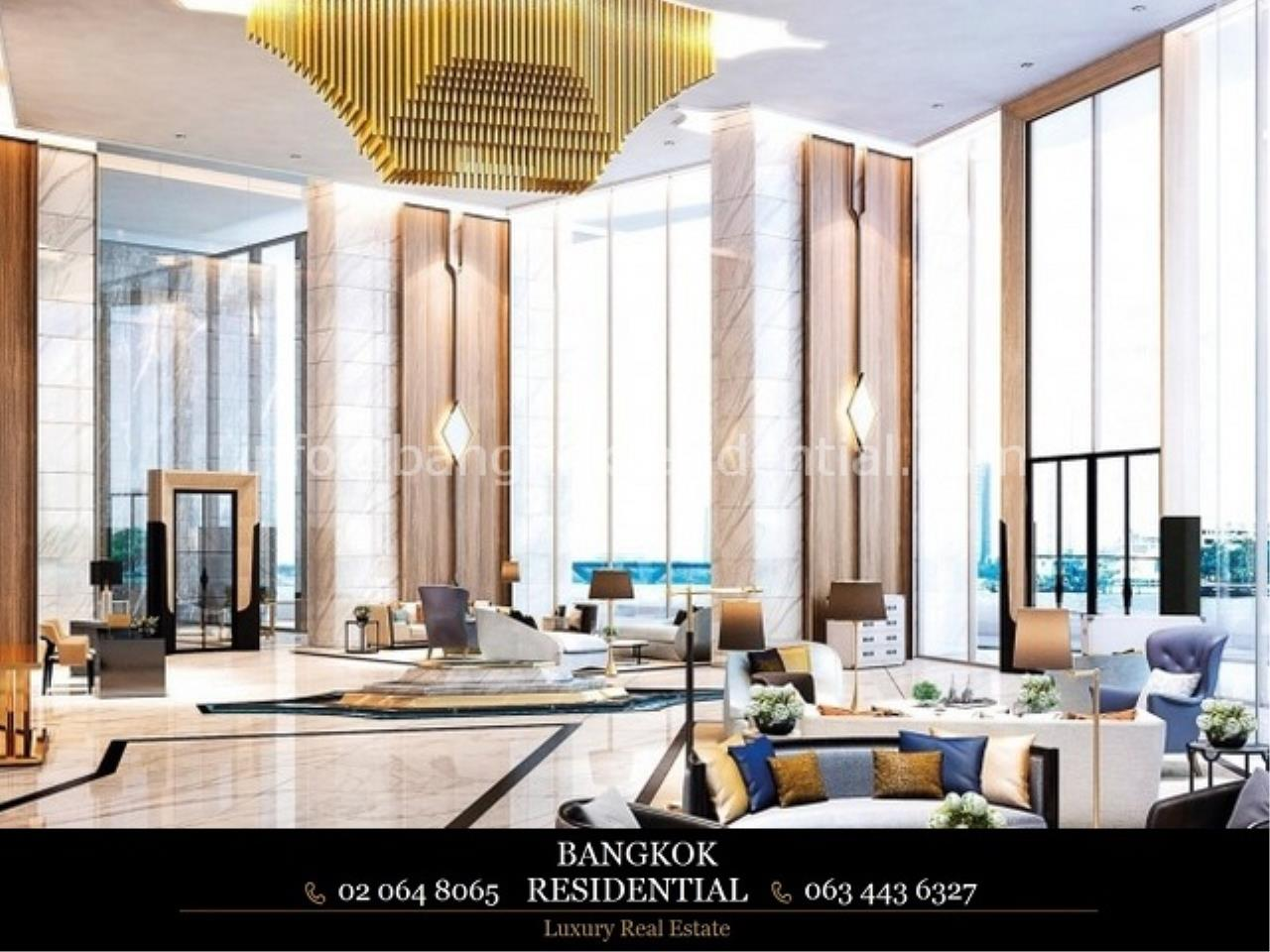 Bangkok Residential Agency's 3BR Magnolia Waterfront Residence For Sale (BR6791CD) 2