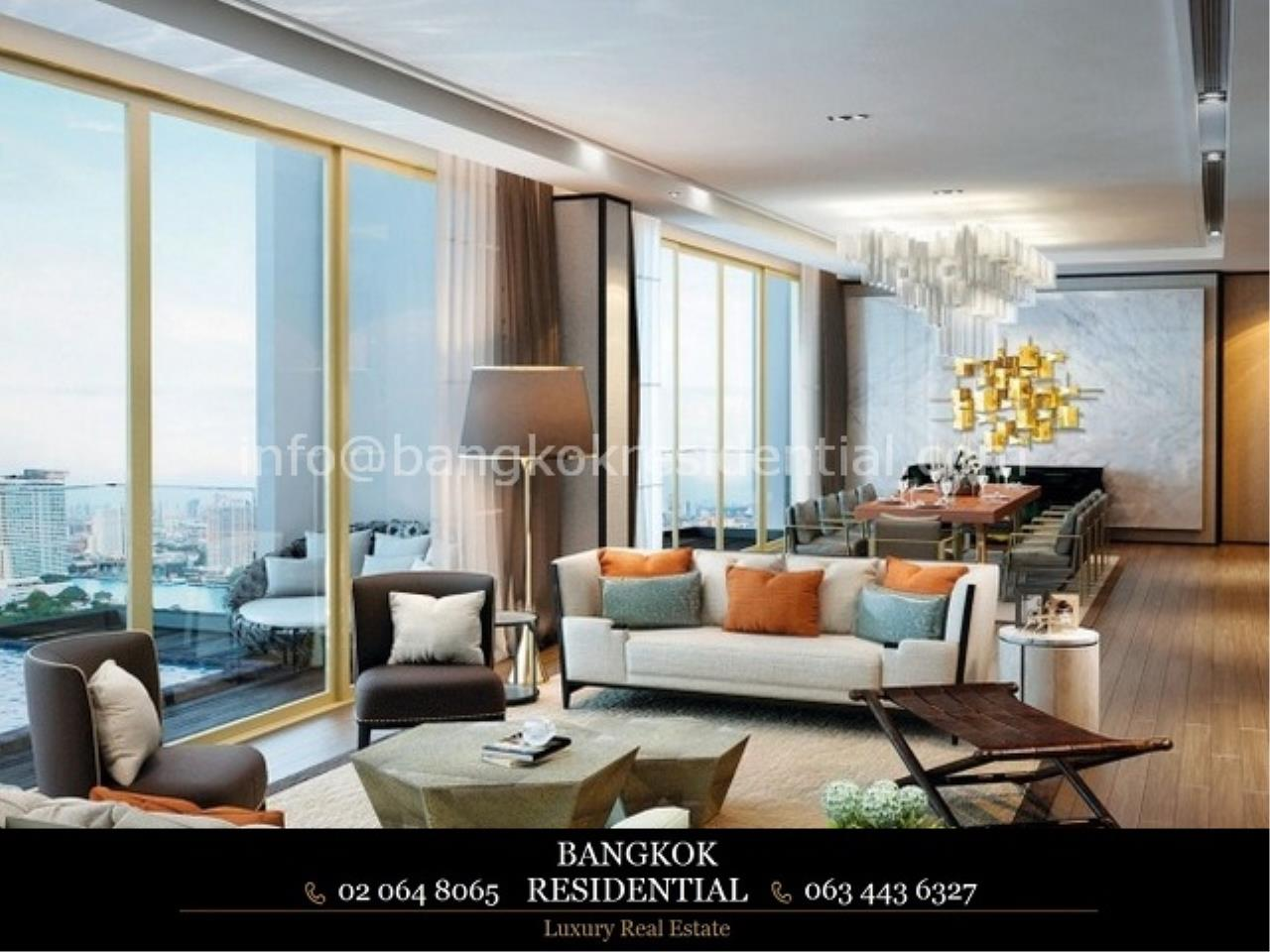 Bangkok Residential Agency's 3BR Magnolia Waterfront Residence For Sale (BR6791CD) 3