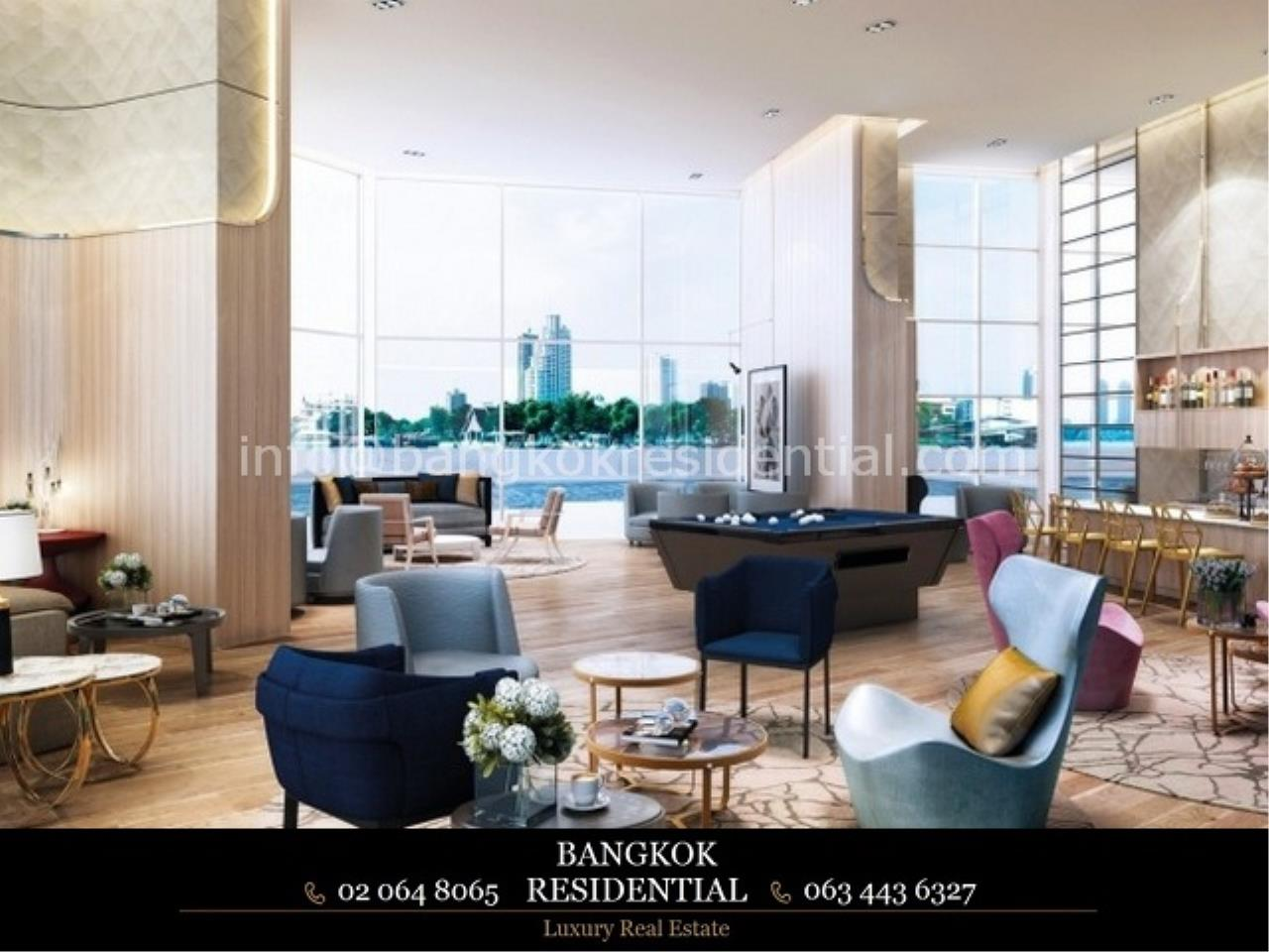 Bangkok Residential Agency's 3BR Magnolia Waterfront Residence For Sale (BR6791CD) 4