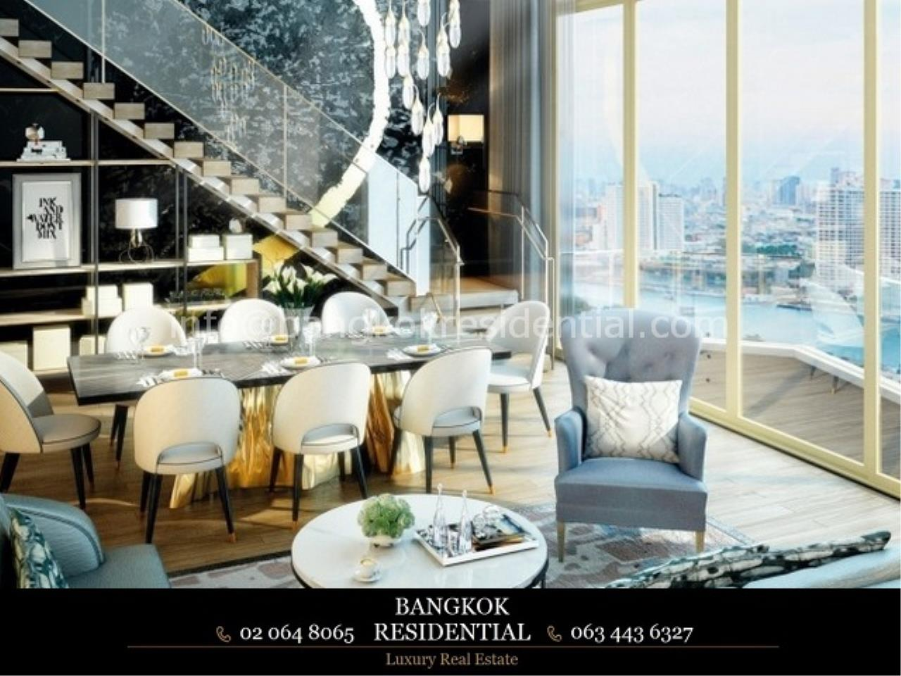 Bangkok Residential Agency's 3BR Magnolia Waterfront Residence For Sale (BR6791CD) 5