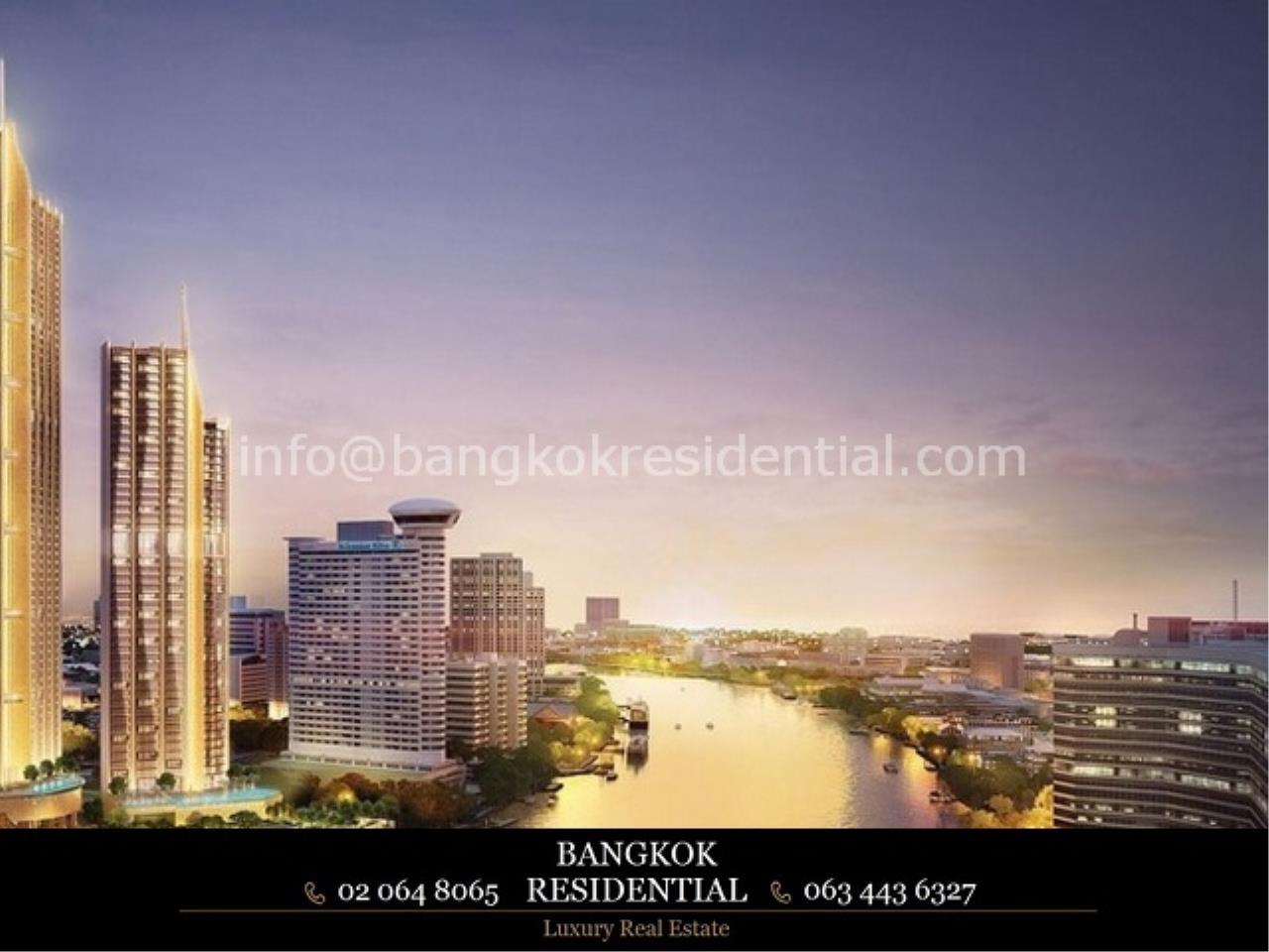Bangkok Residential Agency's 3BR Magnolia Waterfront Residence For Sale (BR6791CD) 6