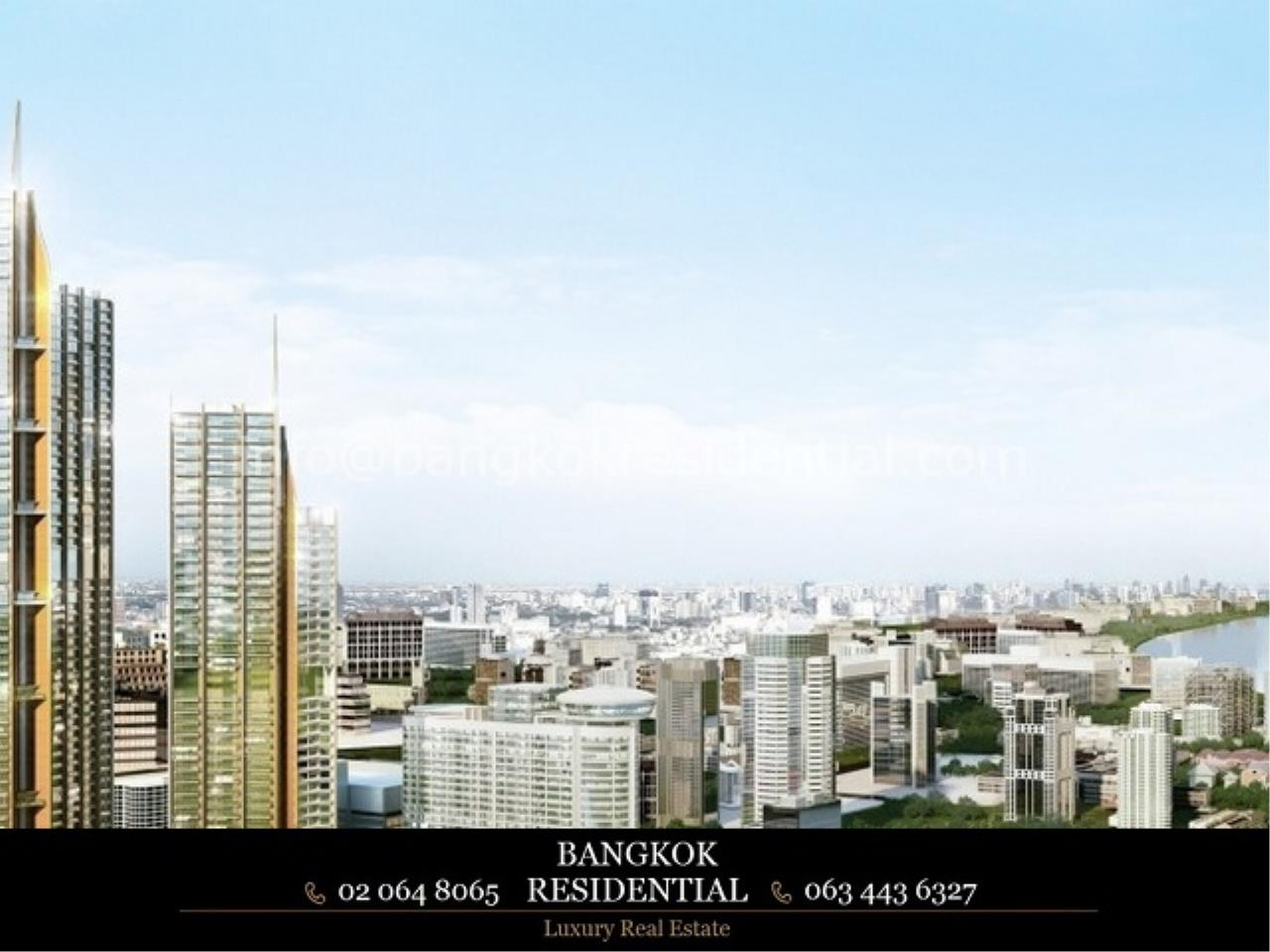 Bangkok Residential Agency's 3BR Magnolia Waterfront Residence For Sale (BR6791CD) 7