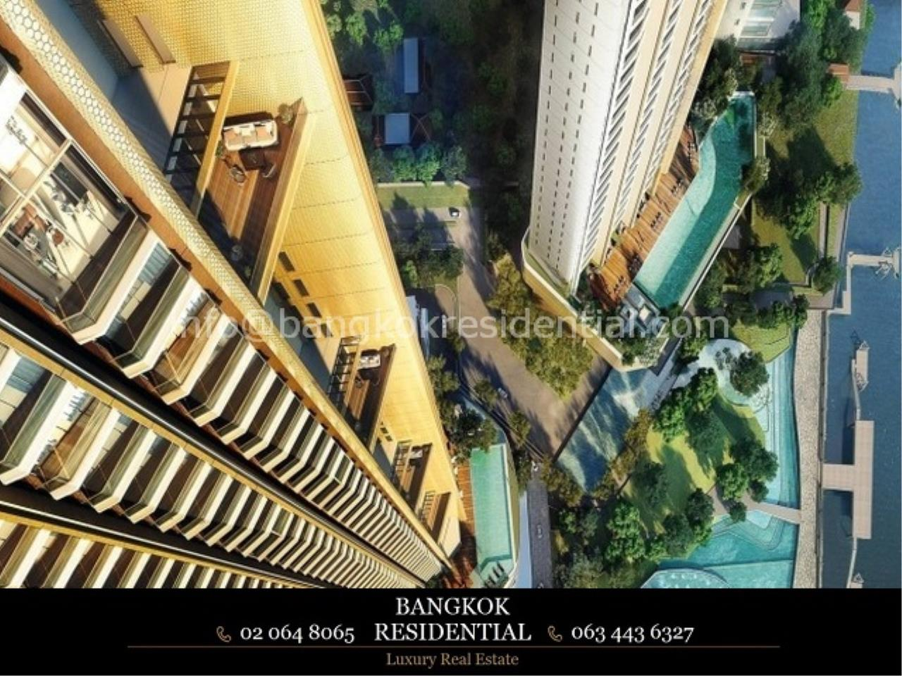 Bangkok Residential Agency's 3BR Magnolia Waterfront Residence For Sale (BR6791CD) 8
