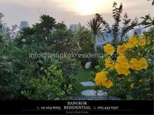 Bangkok Residential Agency's 3 Bed Condo For Rent in Phrom Phong BR6796CD 14