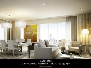 Bangkok Residential Agency's 2 Bed Condo For Rent in Chidlom BR6801CD 18