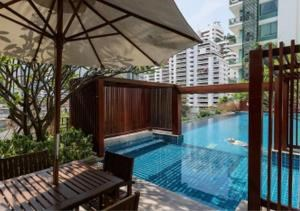 Bangkok Residential Agency's 2 Bed Condo For Rent in Asoke BR6807CD 3