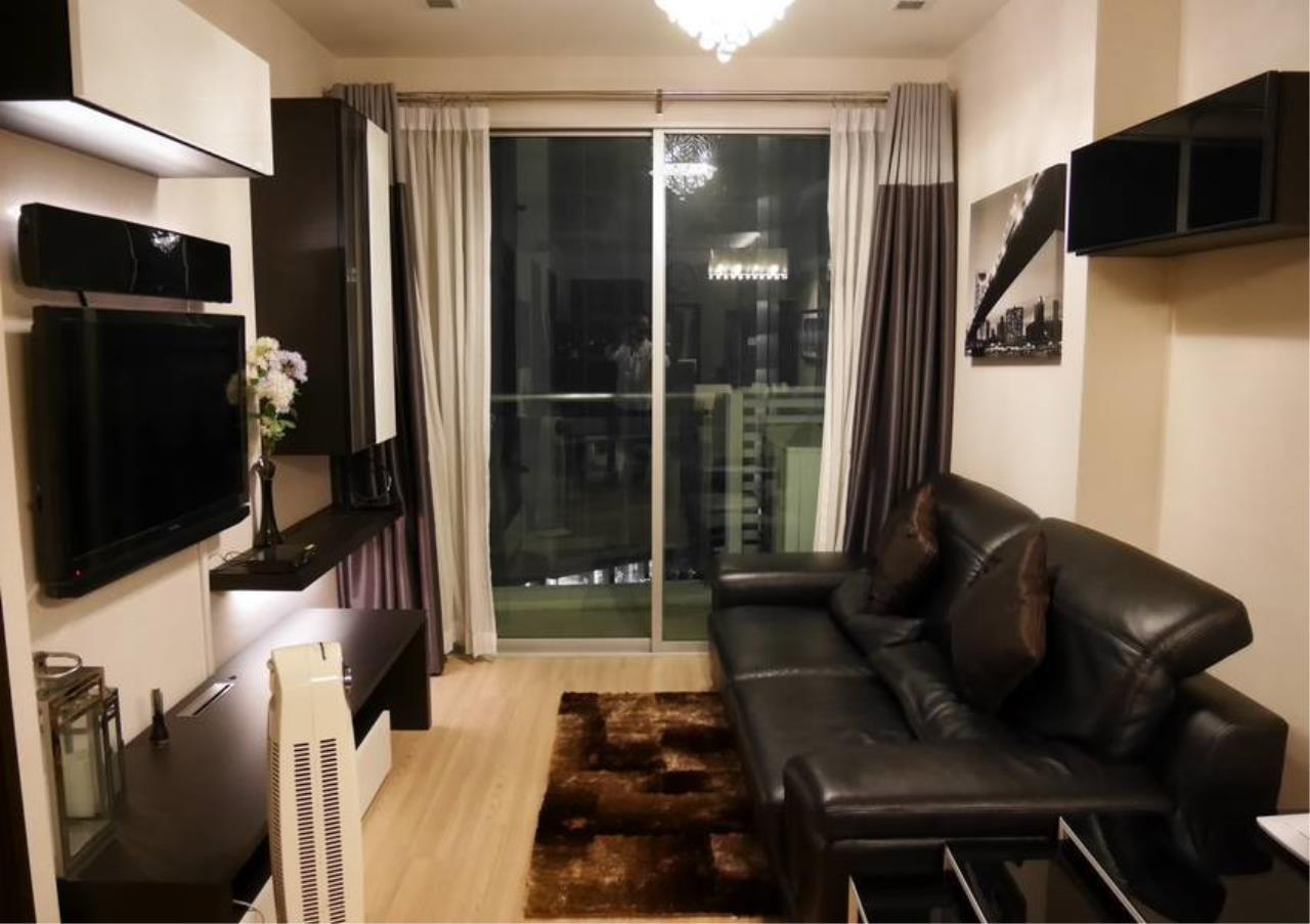 Bangkok Residential Agency's 2 Bed Condo For Rent in Phra Khanong BR6811CD 1