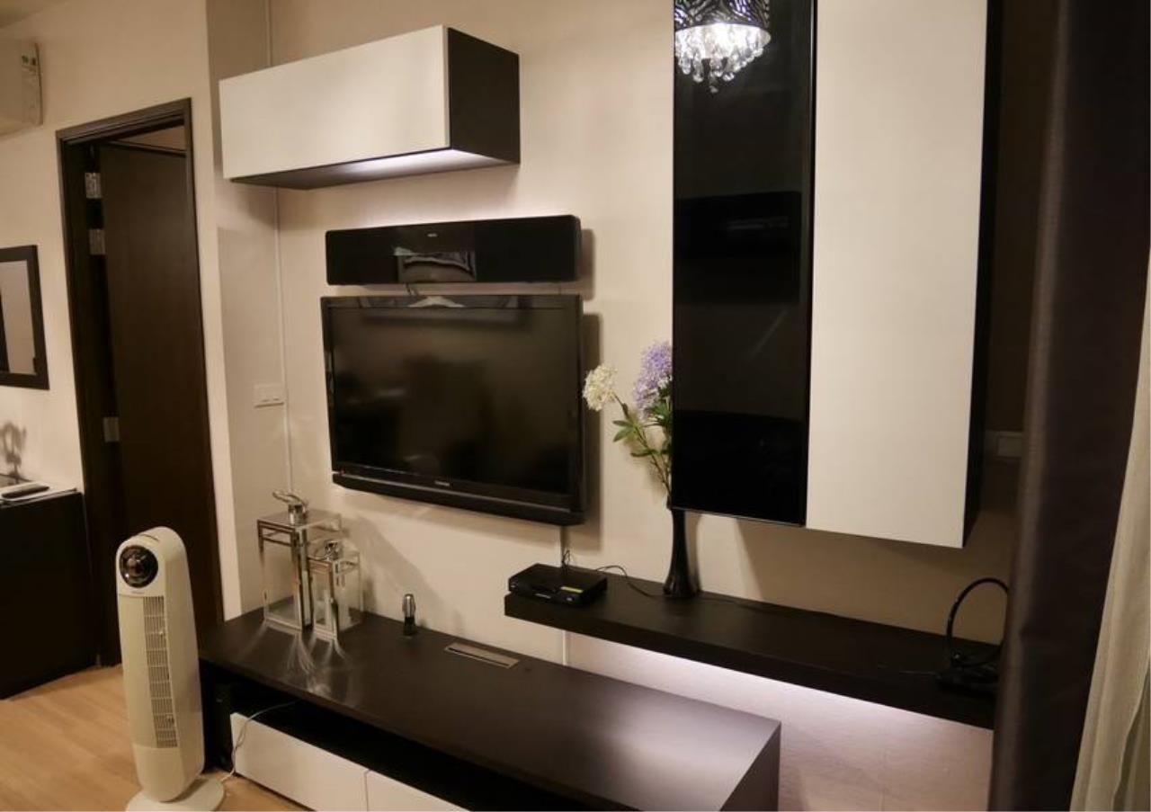 Bangkok Residential Agency's 2 Bed Condo For Rent in Phra Khanong BR6811CD 2