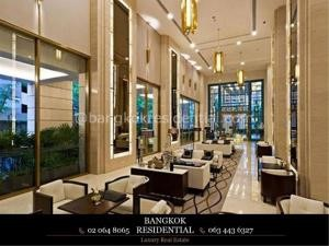 Bangkok Residential Agency's 2 Bed Condo For Rent in Chidlom BR6824CD 11