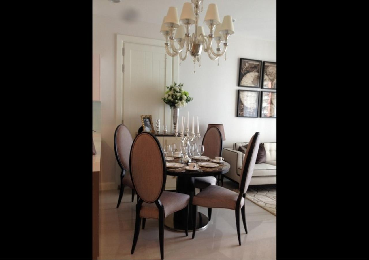 Bangkok Residential Agency's 2 Bed Condo For Rent in Chidlom BR6825CD 3