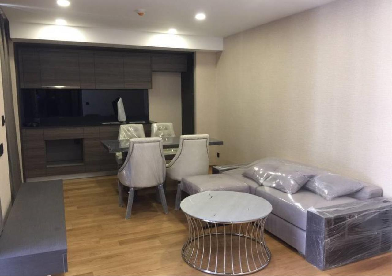 Bangkok Residential Agency's 2 Bed Condo For Rent in Chidlom BR6839CD 2