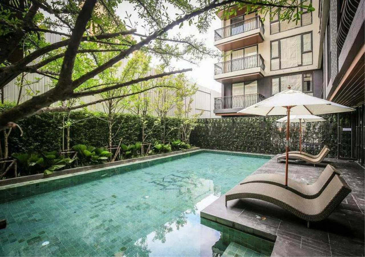 Bangkok Residential Agency's 2 Bed Condo For Rent in Chidlom BR6839CD 12