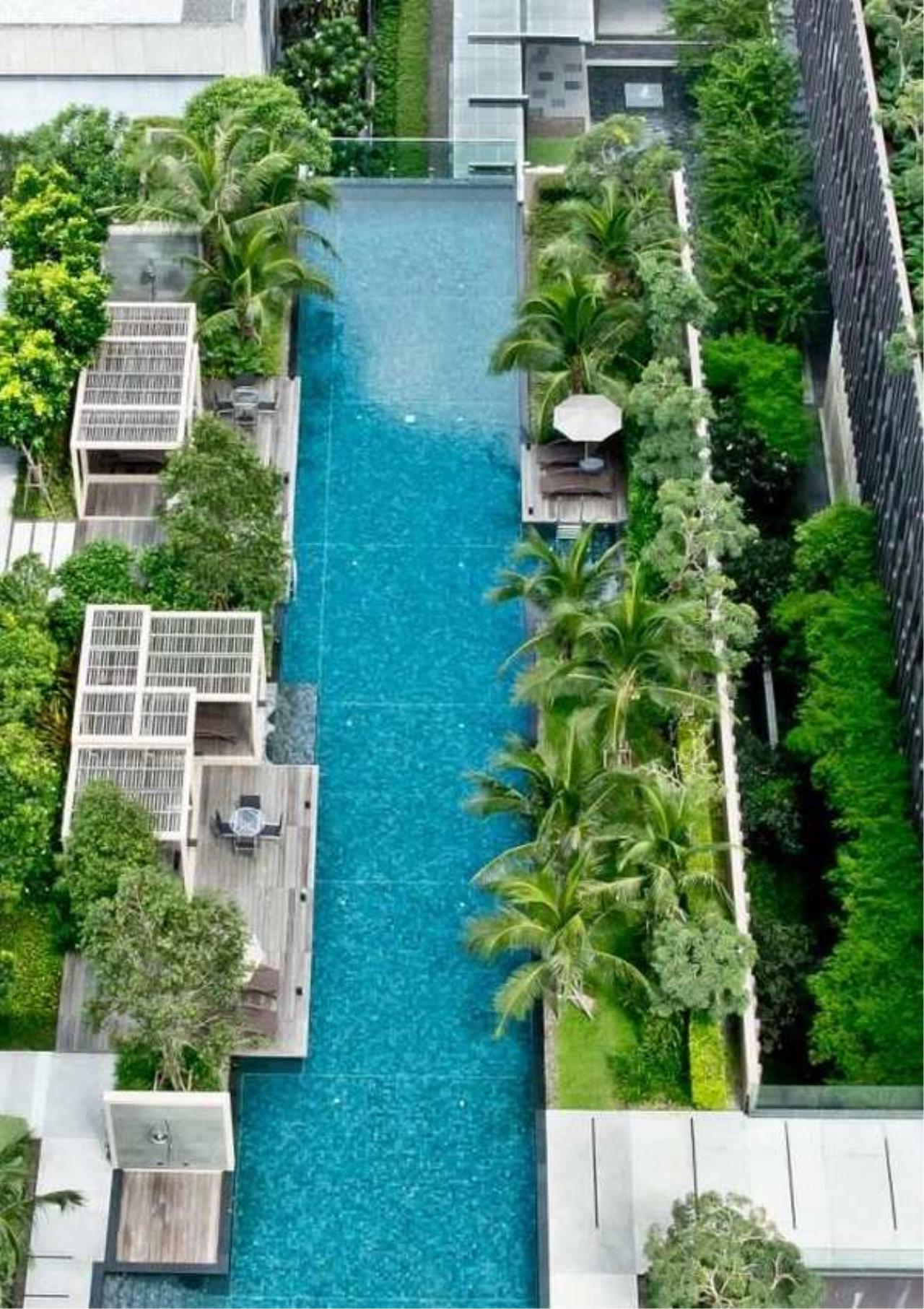 Bangkok Residential Agency's 3 Bed Condo For Rent Near Riverside BR6856CD 9