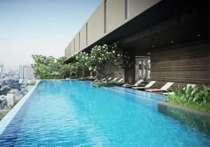 Bangkok Residential Agency's 2 Bed Condo For Rent in Ekkamai BR6858CD 2