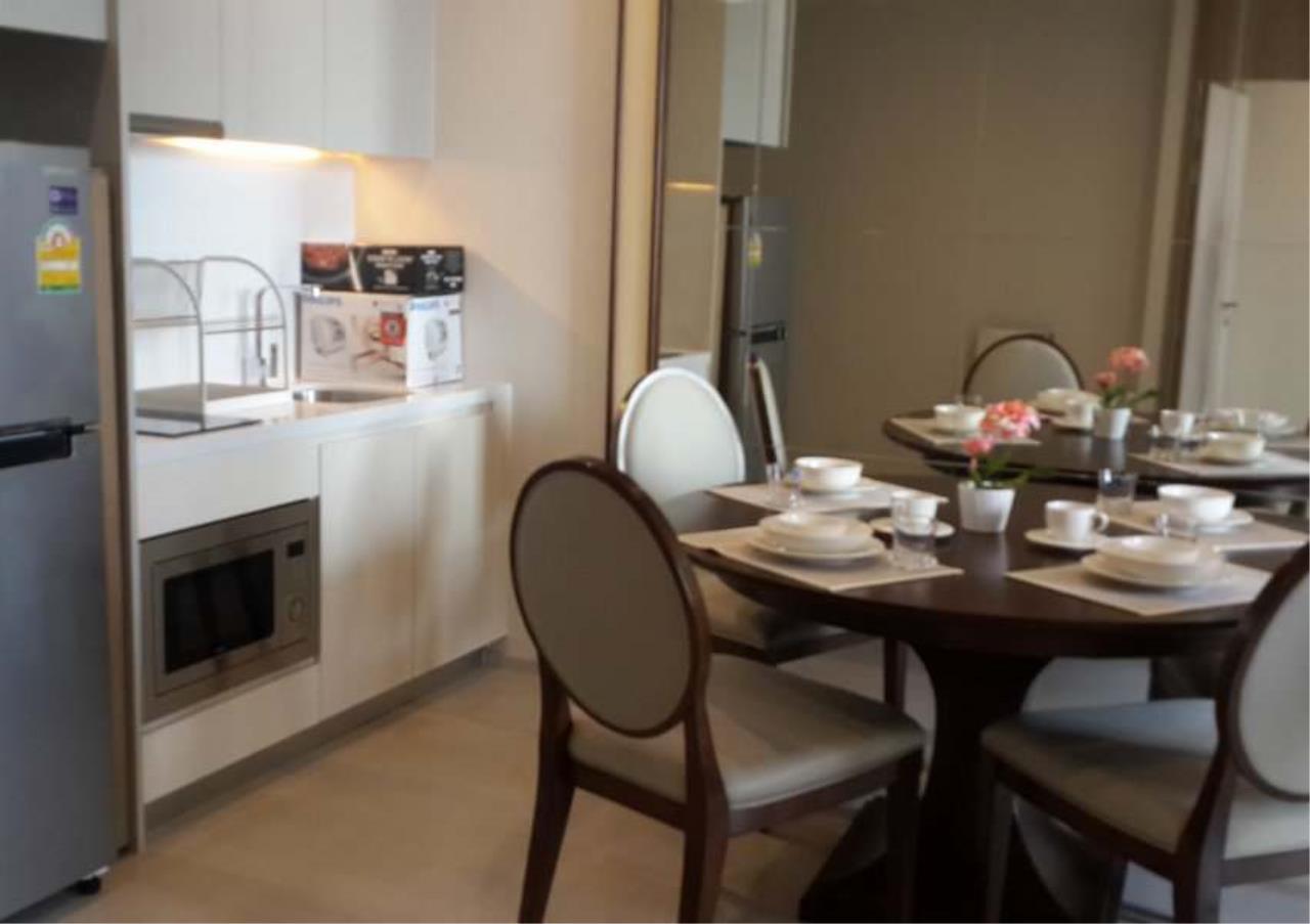 Bangkok Residential Agency's 1 Bed Condo For Rent in Phloenchit BR6860CD 2