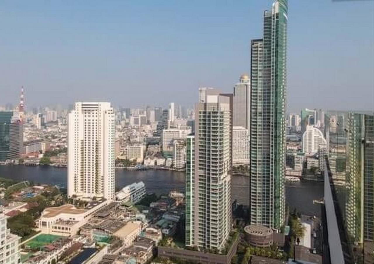 Bangkok Residential Agency's 3 Bed Duplex Condo For Rent Near Riverside BR6873CD 15