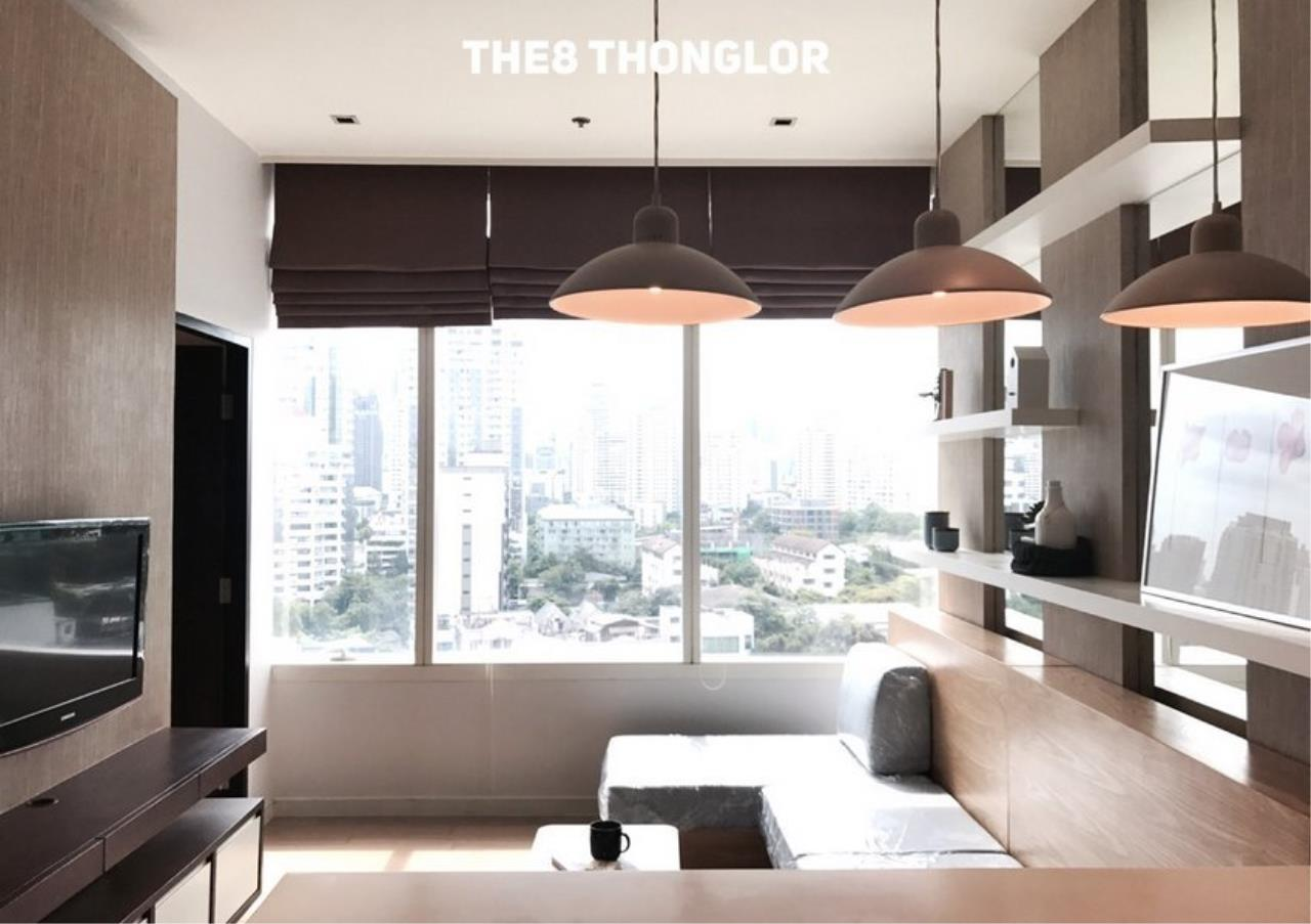 Bangkok Residential Agency's 1 Bed Condo For Rent in Thonglor BR6886CD 1