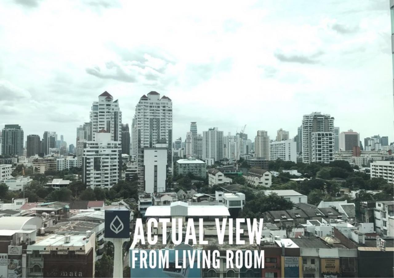 Bangkok Residential Agency's 1 Bed Condo For Rent in Thonglor BR6886CD 10