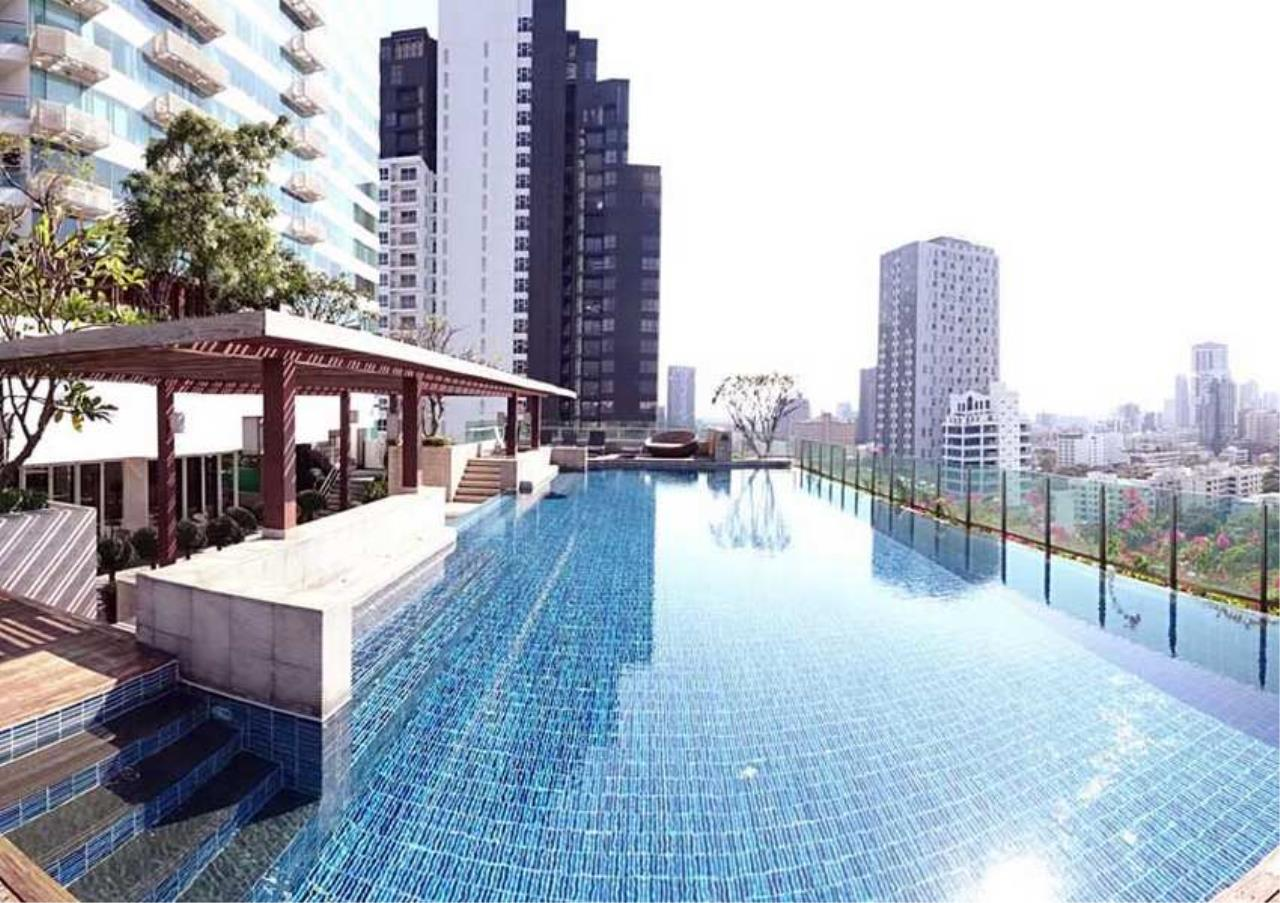 Bangkok Residential Agency's 1 Bed Condo For Rent in Thonglor BR6886CD 11