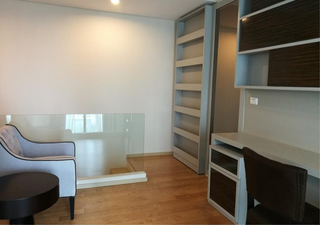 Bangkok Residential Agency's 1 Bed Duplex Condo For Rent in Phetchaburi BR6934CD 11