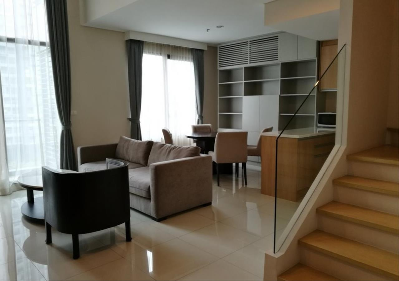 Bangkok Residential Agency's 1 Bed Duplex Condo For Rent in Phetchaburi BR6934CD 3