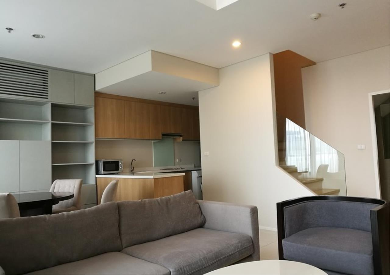 Bangkok Residential Agency's 1 Bed Duplex Condo For Rent in Phetchaburi BR6934CD 5