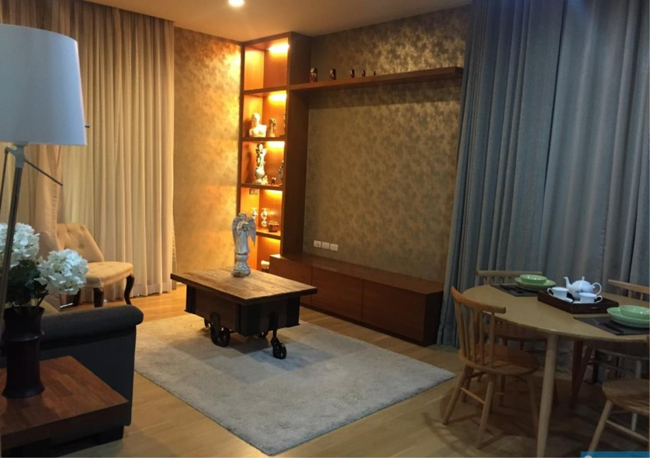 Bangkok Residential Agency's 2 Bed Condo For Rent in Phrom Phong BR6993CD 1