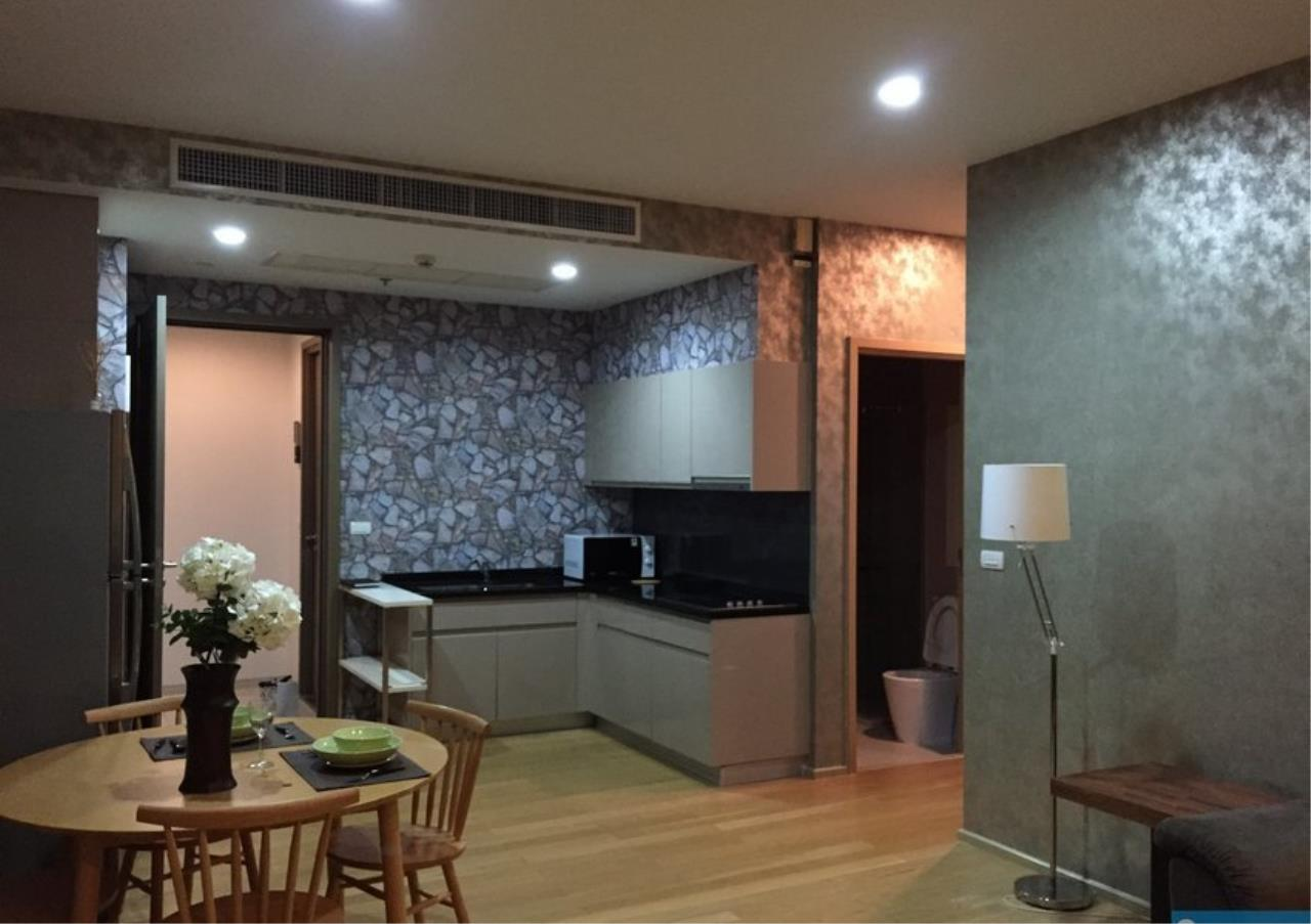 Bangkok Residential Agency's 2 Bed Condo For Rent in Phrom Phong BR6993CD 2