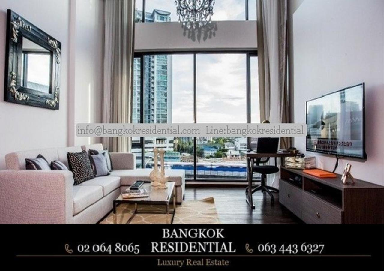 Bangkok Residential Agency's 1 Bed Serviced Apartment For Rent in Ekkamai BR7000SA 2