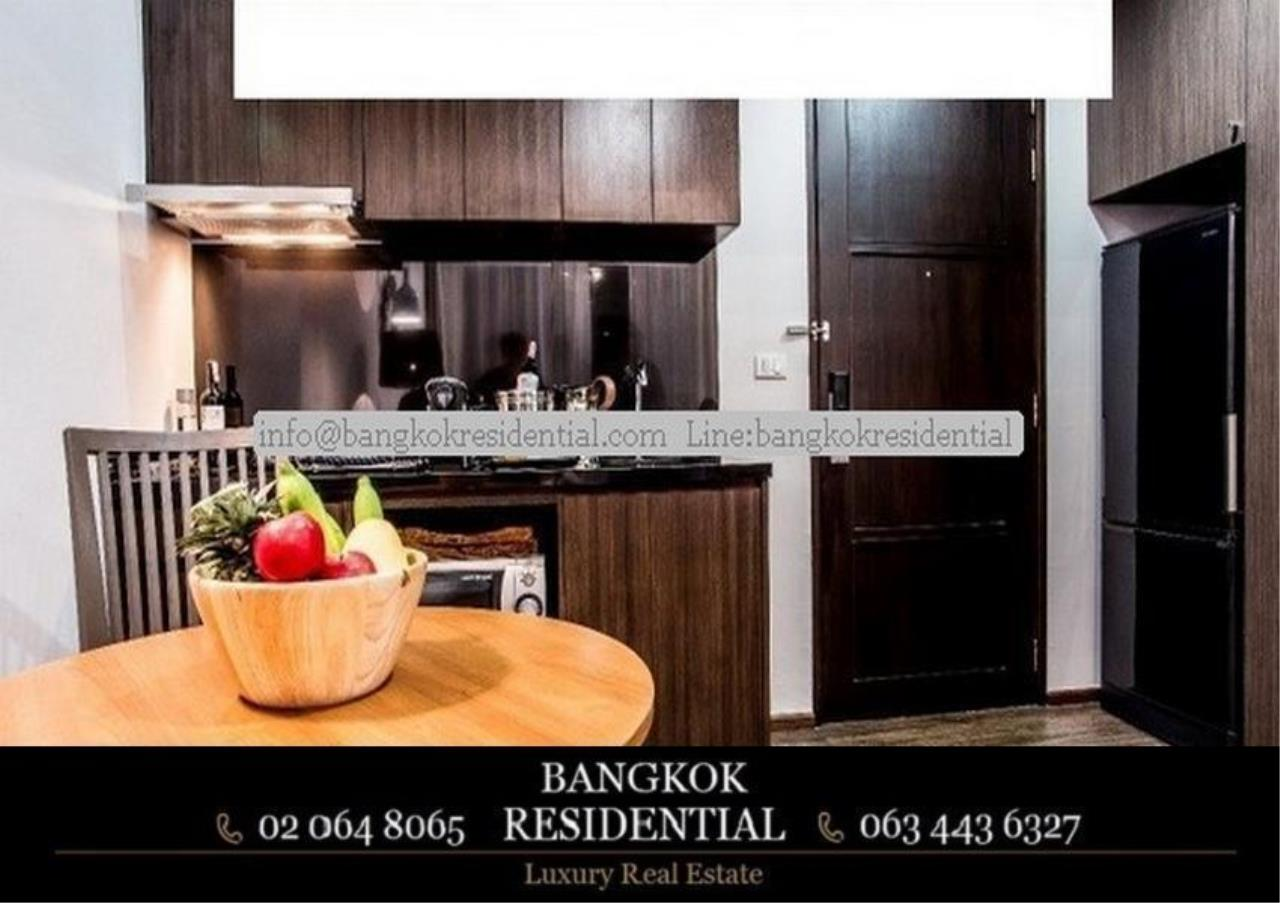 Bangkok Residential Agency's 1 Bed Serviced Apartment For Rent in Ekkamai BR7000SA 3