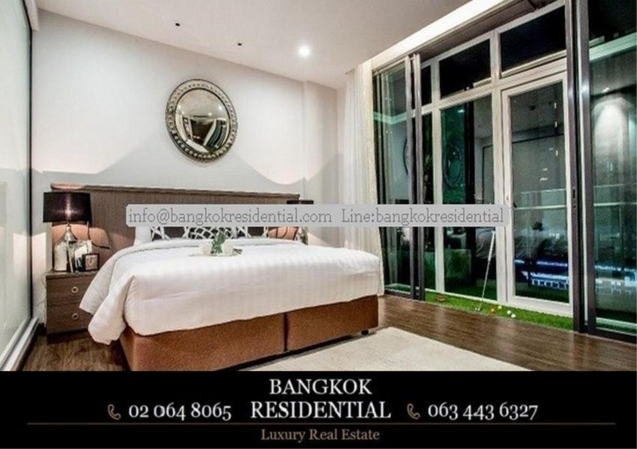 Bangkok Residential Agency's 1 Bed Serviced Apartment For Rent in Ekkamai BR7000SA 5