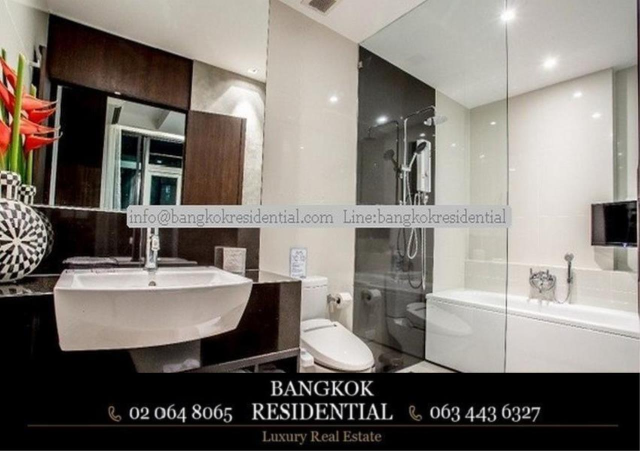 Bangkok Residential Agency's 1 Bed Serviced Apartment For Rent in Ekkamai BR7000SA 6