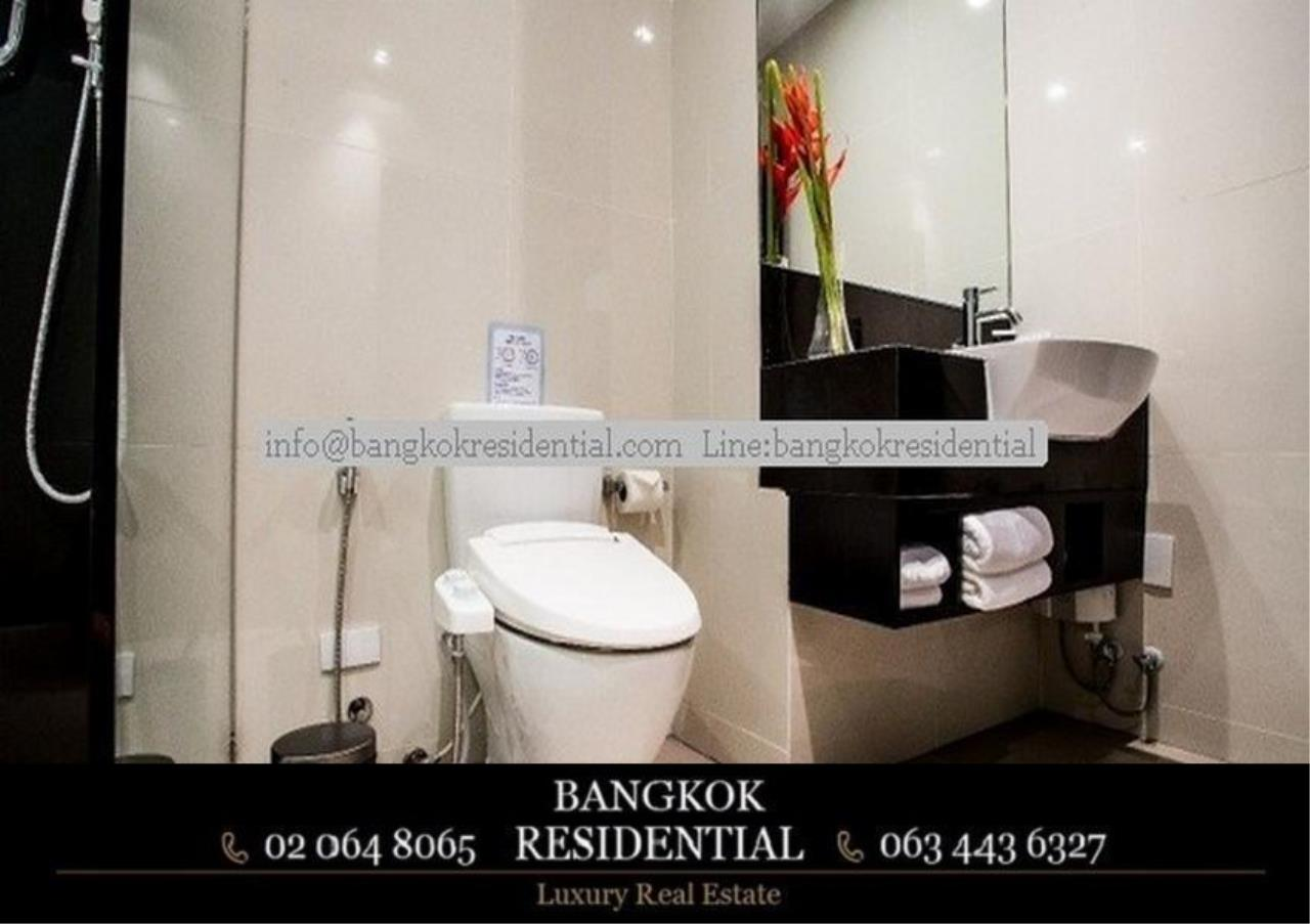 Bangkok Residential Agency's 1 Bed Serviced Apartment For Rent in Ekkamai BR7000SA 7