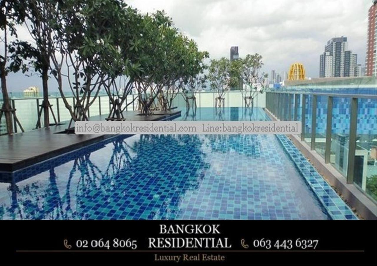 Bangkok Residential Agency's 1 Bed Serviced Apartment For Rent in Ekkamai BR7000SA 8