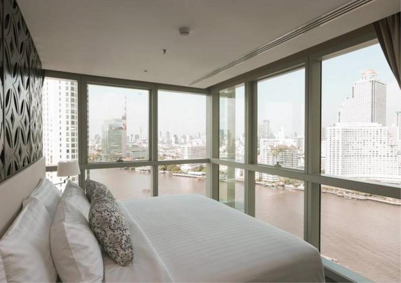 Bangkok Residential Agency's 3 Bed Serviced Apartment For Rent Near Riverside BR7003SA 3