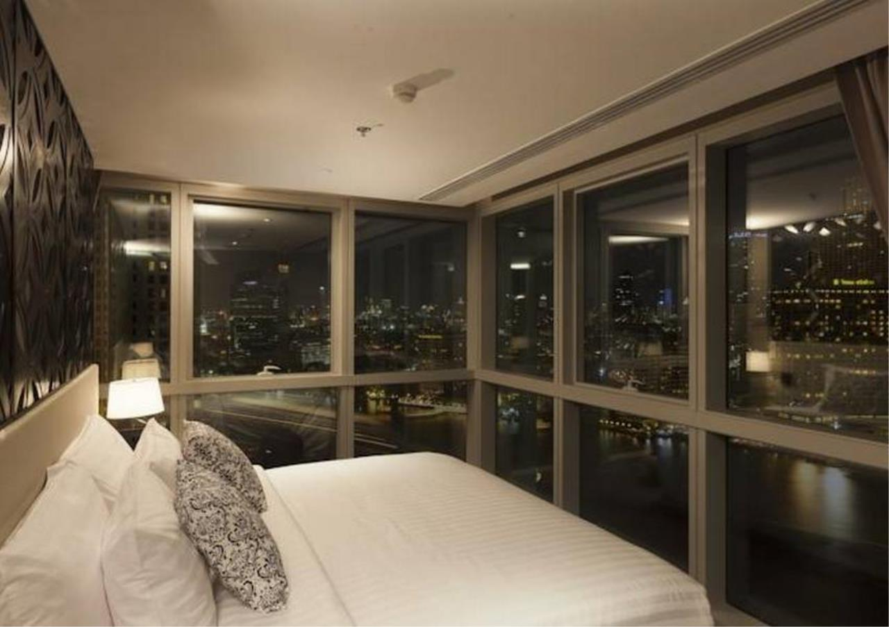 Bangkok Residential Agency's 3 Bed Serviced Apartment For Rent Near Riverside BR7003SA 6