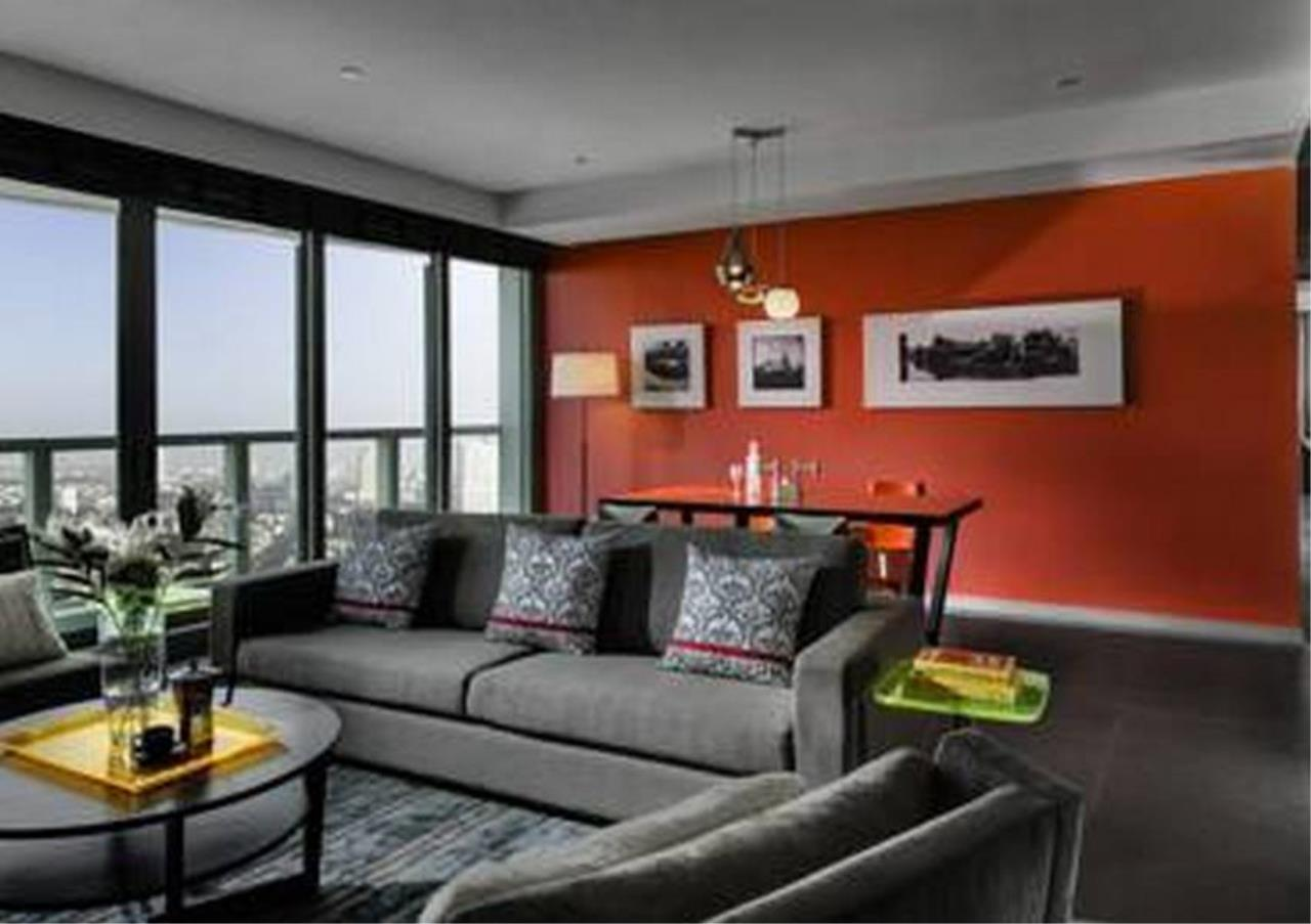 Bangkok Residential Agency's 3 Bed Serviced Apartment For Rent Near Riverside BR7003SA 8