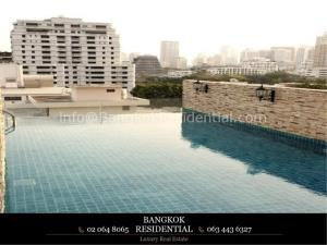 Bangkok Residential Agency's 1 Bed Serviced Apartment For Rent in Chidlom BR7014SA 14