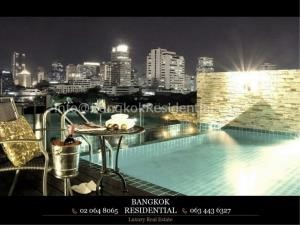 Bangkok Residential Agency's 1 Bed Serviced Apartment For Rent in Chidlom BR7014SA 12